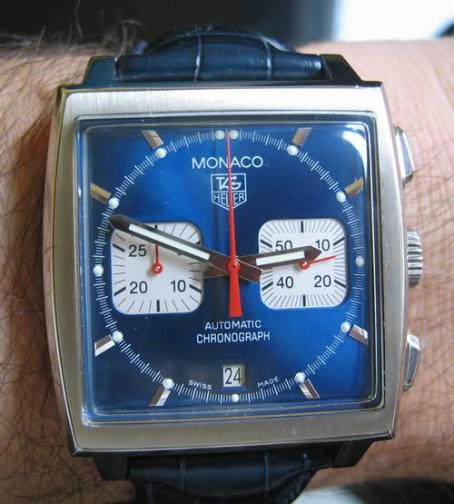 Replica TAG Heuer Monaco Calibre 12 Hands-on Review