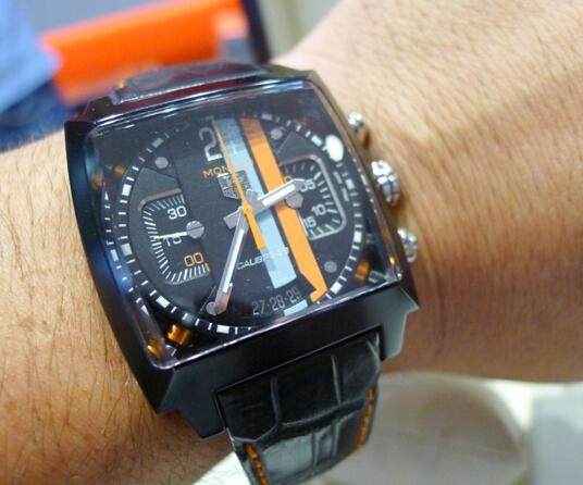 Replica TAG Heuer Monaco 24 Calibre 36 Hands-on Review