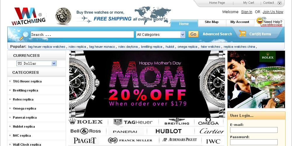 Watchmesming.co - Professional For TAG Heuer Replica Watches