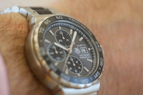 Replica TAG Heuer Formula 1 Grande Date Automatic Chronograph 44mm Hands-on Review
