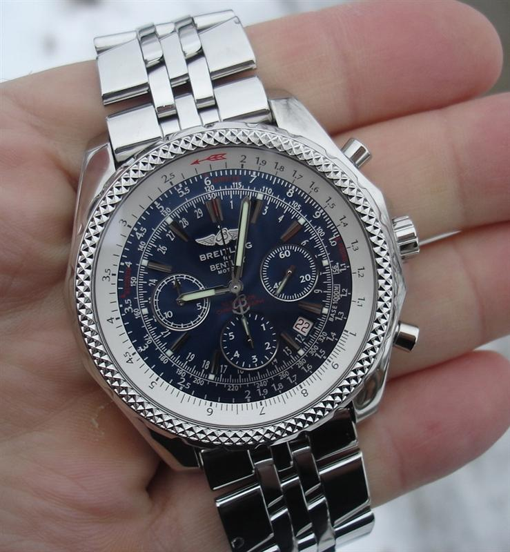 Replica Breitling Bentley Motors A25362 Hands-on Review