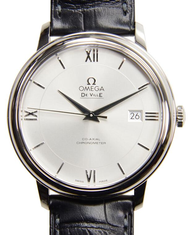 Replica Omega De Ville Prestige 424.13.40.20.02.001 Review