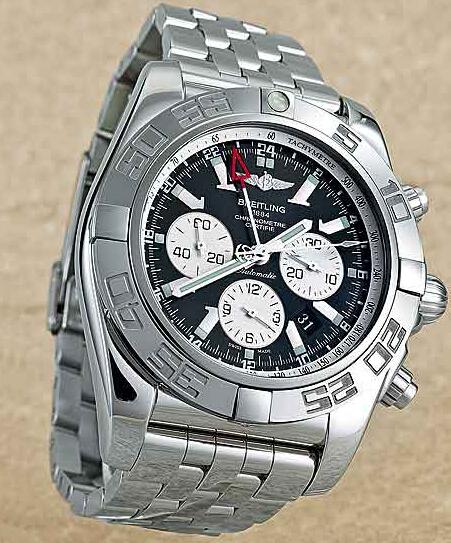 Replica Breitling Chronomat GMT Watch Review