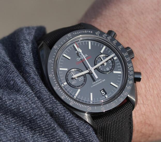 Replica Omega Speedmaster Dark Side of the Moon Review