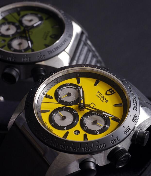 Replica Tudor Fastrider Chronograph Review
