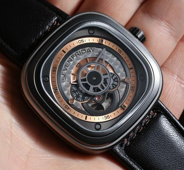 Replica SevenFriday P2-1 Watch Review