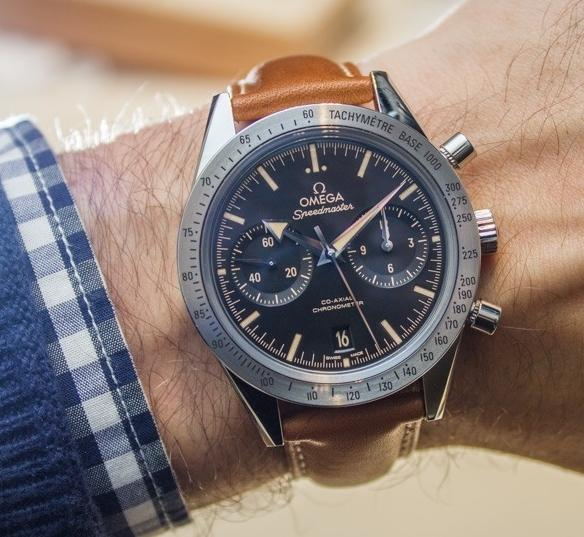 Replica Omega Speedmaster 57 Broad Arrow Watch Review