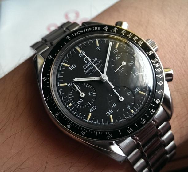 Replica Omega Speedmaster Reduced 3510.50.00 Review