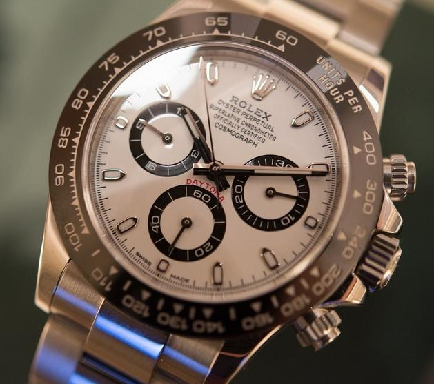 Replica 2016 Rolex Daytona 116500LN WHITE