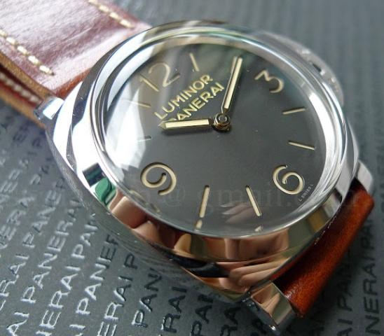 Replica Panerai Luminor 1950 3 Days PAM00372 Review