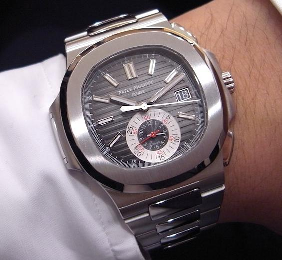 Replica Patek Philippe Nautilus Chronograph 5980/1A Review
