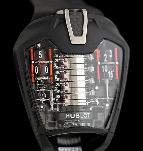 Replica Hublot MP-05 LaFerrari Review