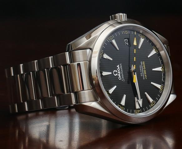 Replica Omega Seamaster Aqua Terra 15000 Gauss Review