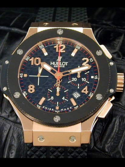 Hublot Big Bang gold Ceramic 44mm replica