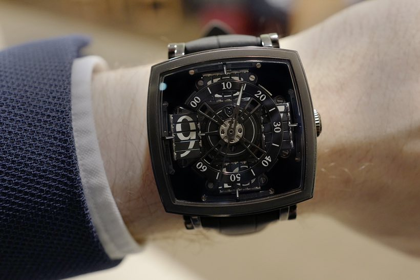 Replica MCT Sequential One 110 Evo Vantablack Swiss Watch Review From http://www.replicawatchviews.com/!