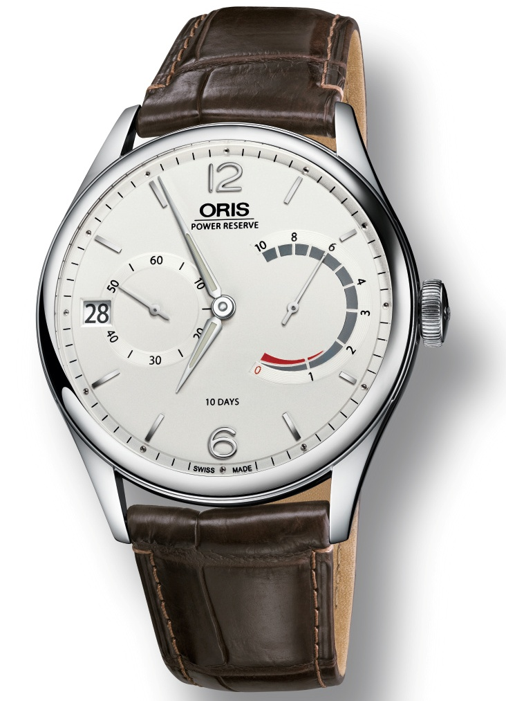 Replica Oris Artelier Calibre 113 10-Day Power Reserve Calendar Watch Review From http://www.replicawatchviews.com/!