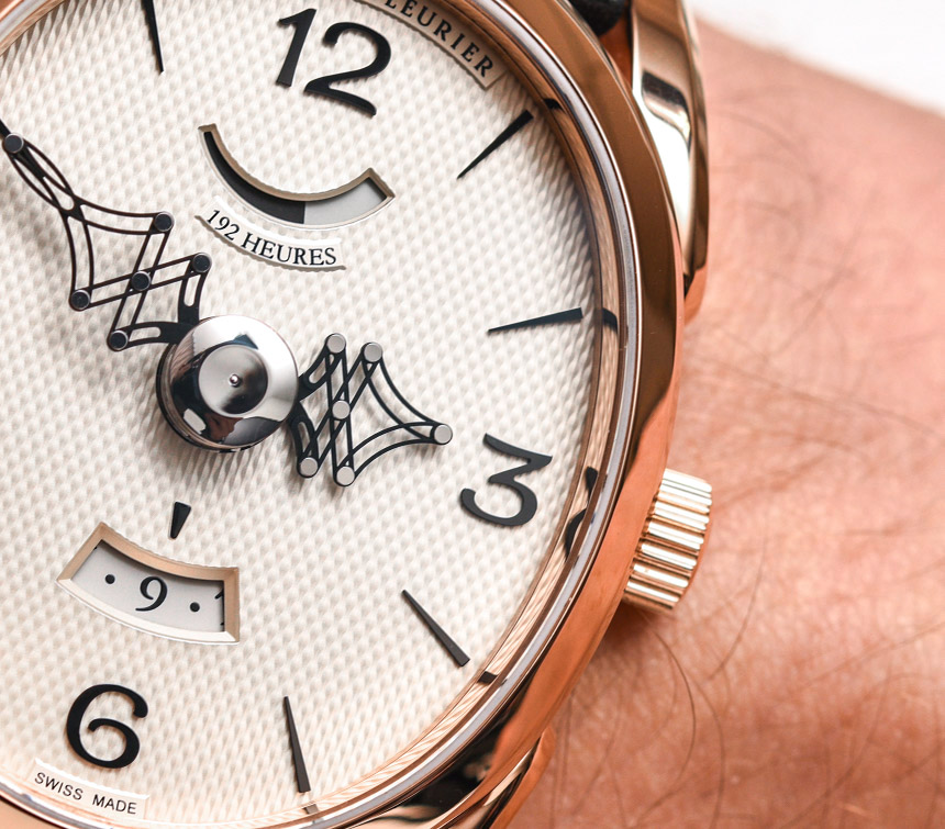 Review: Parmigiani Ovale Pantographe 'Guilloche' Barley Watch Replica From http://www.replicawatchviews.com/