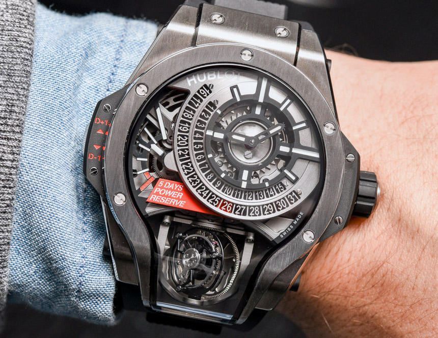 Replica Hublot MP-09 Tourbillon Watch At Baselworld 2017 Review 1