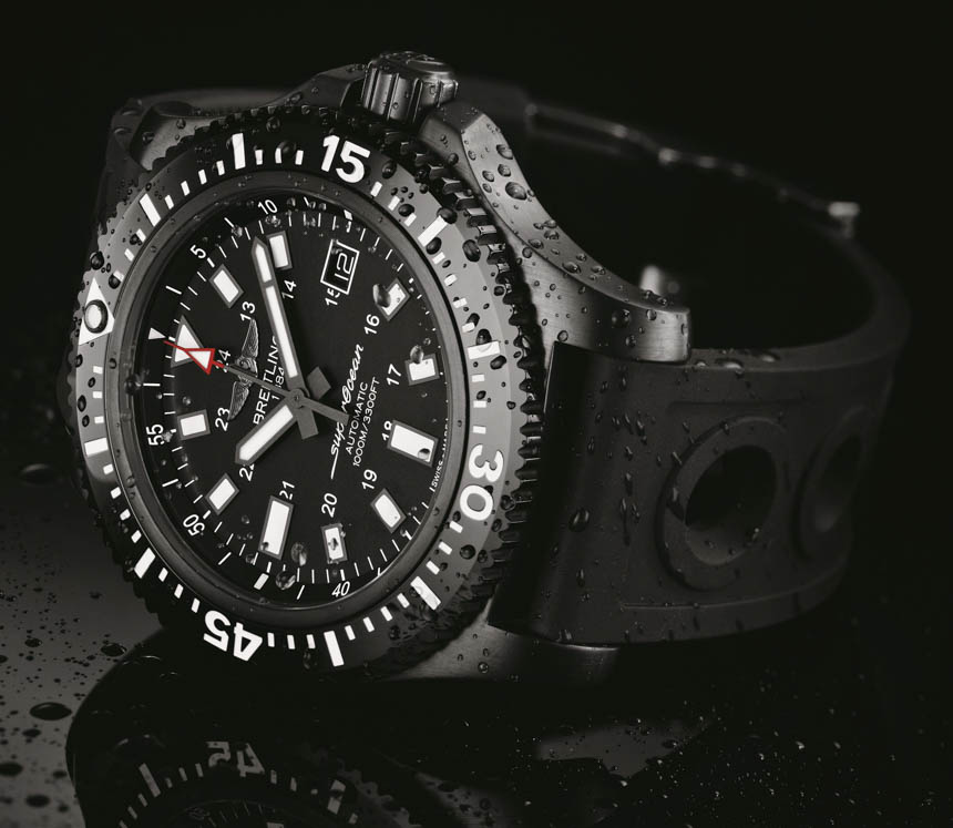 History Review Of Breitling SuperOcean Watch Replica
