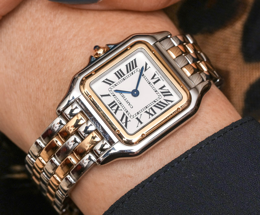 SIHH 2017 Reviews Replica Cartier Panthère De Cartier Watches