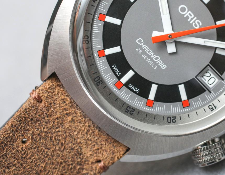 Replica Oris Chronoris Date Chronograph Watch