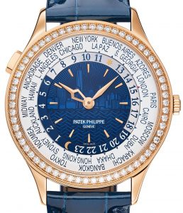 Replica Patek Philippe Grand Exhibition 2017 Ladies' Art Watches Review