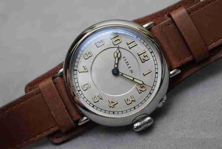 Baselworld 2017 Replica Oris Big Crown 1917 Automatic Chronograph Limited Edition Watch