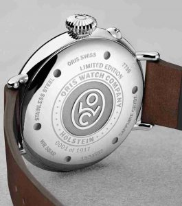 Baselworld 2017 Replica Oris Big Crown 1917 Automatic Chronograph Limited Edition Watch