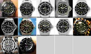 Replica Rolex Sea-Dweller Vintage Date Single Red Watch Guide