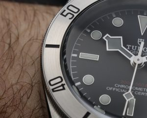 Baselworld TOP Tudor Heritage Black Bay Steel Replica Watch Review
