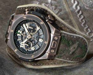 Replica Hublot Big Bang Bavaria Bronze For Oktoberfest Watch