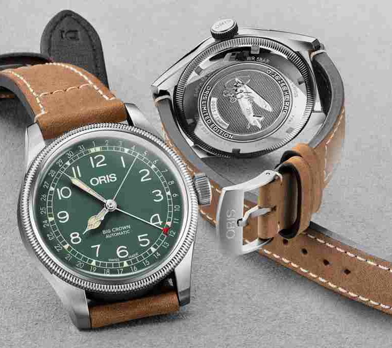 Replica Swiss Oris Big Crown Limited Edition D.26 286 HB-RAG Watch Review