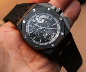 Audemars Piguet Royal Oak Offshore Tourbillon Chronograph Replica Watch