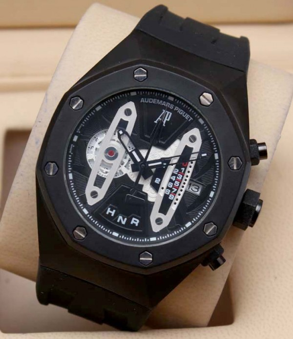Replica Audemars Piguet Royal Oak Carbon Concept Tourbillon Chronograph Watch