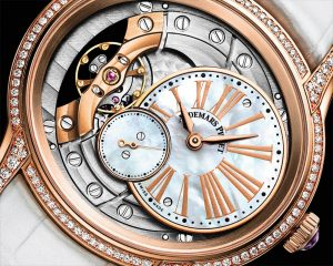 Best Replica Audemars Piguet Millenary 2018 Collection 18k Gold Watch Gift