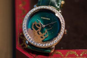 New Year's Gift Replica Cartier Révélation d'Une Panthère Watch