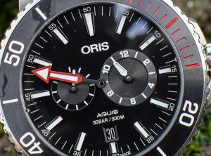 Replica Oris Regulateur Der Meistertaucher Titanium 43.5mm Watch Guide