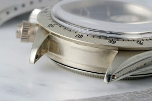 Replica Rolex Daytona White Gold Ref. 6265 Watch To Be Auctioned By Phillips Review