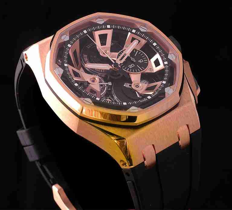 Tourbillon Replica Audemars Piguet Royal Oak Offshore Chronograph 25th Anniversary Watch Introduce