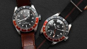 Swiss Tudor Black Bay GMT Chronometer Replica Watch Guide For 2018