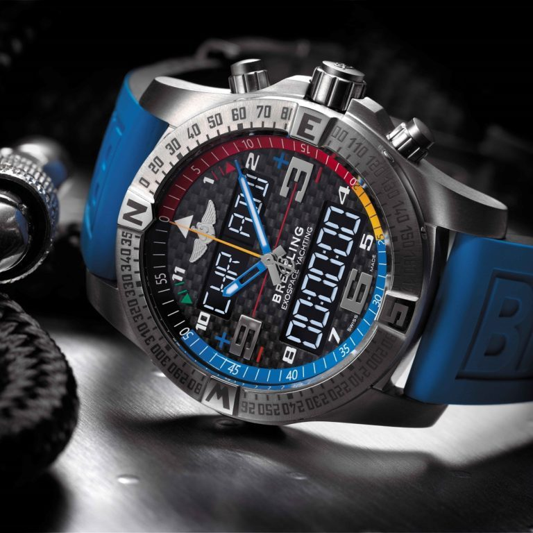 Best Replica Breitling Exospace B55 Yachting Watch Introduce