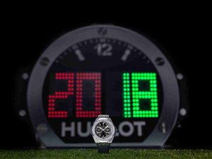 FIFA 2018 World Cup Special Editon: New Launched Of Swiss Hublot Big Bang Replica Watches Review