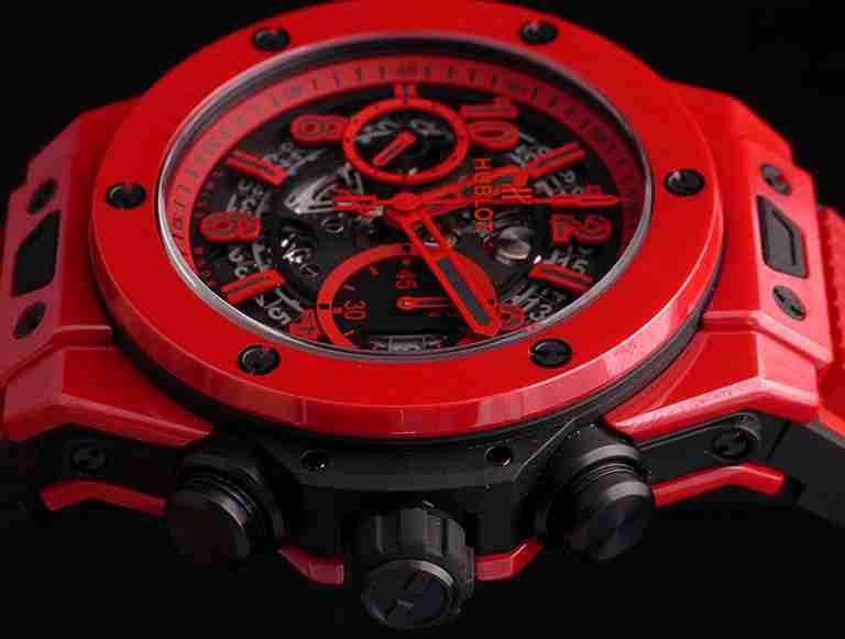 FIFA World Cup 2018 Replica Hublot Big Bang Unico Red Magic 42mm Watch Review