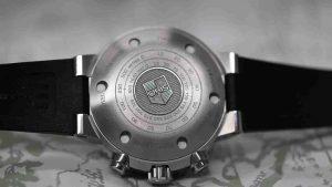 Oris Aquis Chronograph Professional Divers Dark Blue Dial 45.5mm Replica Watch Review