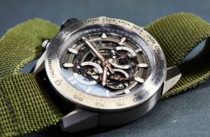 Swiss Replica TAG Heuer Carrera Heuer 01 Grey Phantom Watch Review