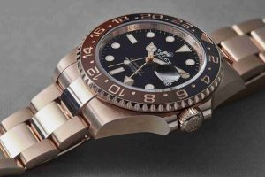 Swiss Rolex GMT-Master II Oyster Perpetual Date 18k Everose Gold 126715 CHNR & 126711 CHNR Replica Watches Review