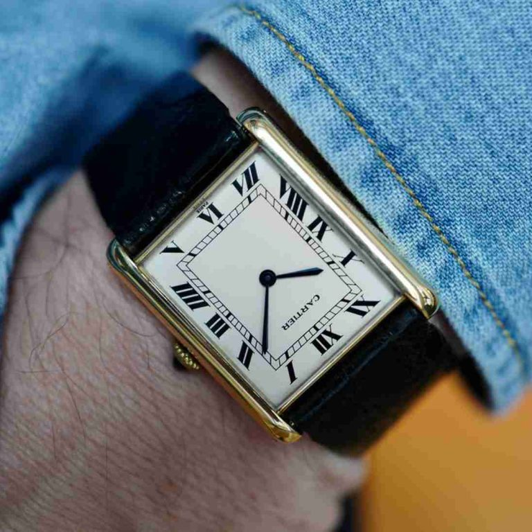 Top Three Recommend For 2018 Fall: A Rolex Daytona, An Omega Constellation And A Cartier Tank Replica Watches