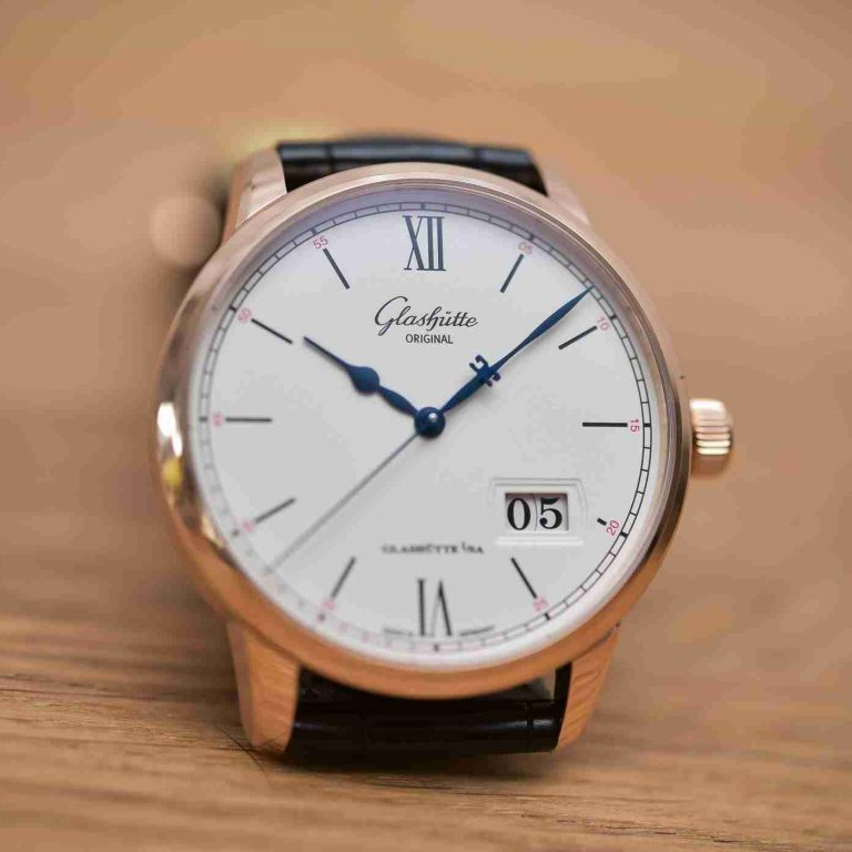 The Best Replica Glashütte Original Senator Excellence Panorama Date Watches Review For 2018 Black Friday