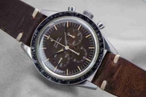 Top 5 Recommend Swiss Omega Speedmaster Tropical Dial Replica Watches For Christmas