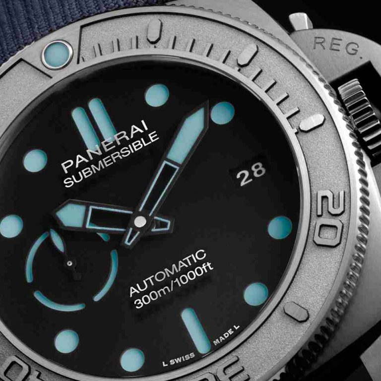 2019 Replica Officine Panerai Submersible Automatic Mike Horn PAM 984 & PAM 985Watches Review
